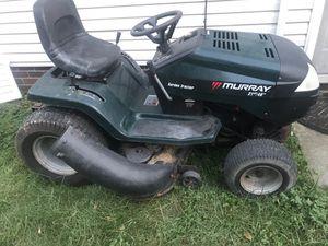"Murray widebody GT 21 HP 46"" riding mower for Sale in Chesapeake, VA"