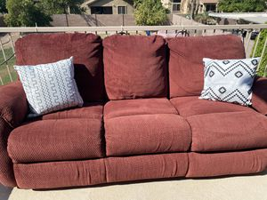 Lazy Boy Recliner couch and Loveseat for Sale in Chandler, AZ