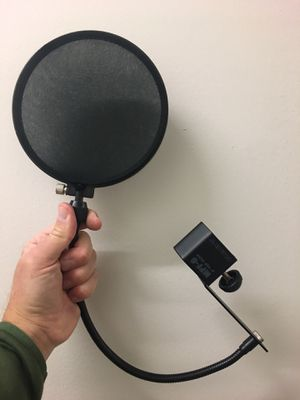 NADY MPF-6 POP STOPPER FOR PRO CLEAN AUDIO RECORDINGS for Sale in Westchester, CA