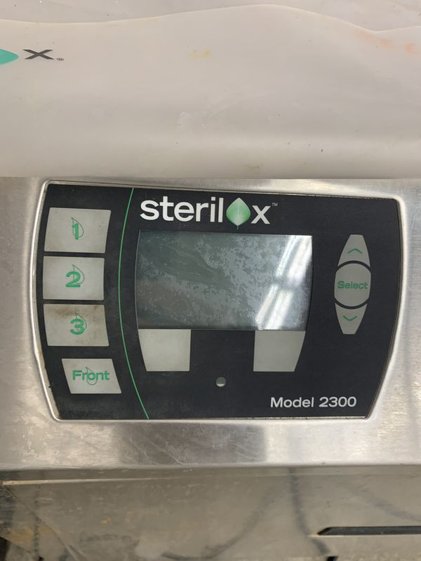 Sterilox Model 2300 Produce Misting Machine (food safety)