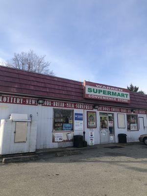 Convenience store/ smokeshop for Sale in Warren, RI