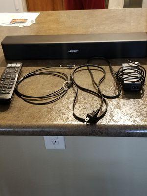 Bose Solo 5 Soundbar for Sale in Conroe, TX
