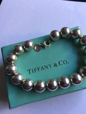 Authentic Tiffany & Co bracelet 925 silver for Sale in Garden Grove, CA