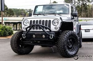 2012 Jeep Wrangler Unlimited for Sale in Marietta, GA