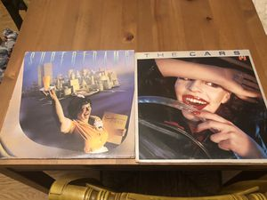 Supertramp & The Cars (Vinyl's) for Sale in San Diego, CA