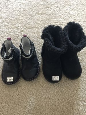 Toddler girl boots for Sale in Imperial, CA