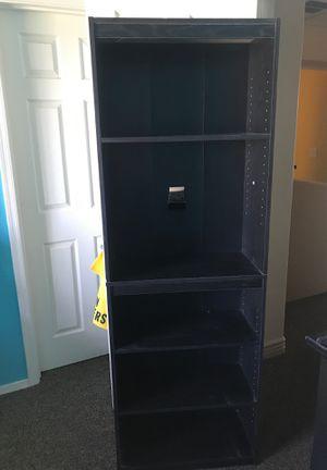 Black book shelf for Sale in Tucson, AZ