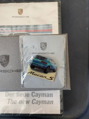 Gen 1 Porsche Macan S pin for Sale in Yorba Linda, CA
