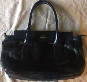 Leather Kate Spade tote for Sale in Mead, WA