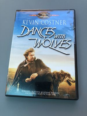 Dances with Wolves on DVD for Sale in Houston, TX