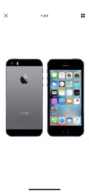 iPhone 5s 32gb factor unlocked metro PCs,cricket,att,T-Mobile,sprint,Verizon,straight talk,boost Factor unlocked for Sale in Nashville, TN