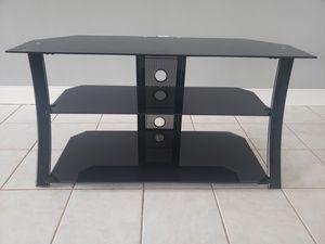 "Glass TV stand 45"" for Sale in Miramar, FL"