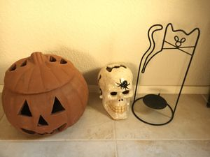 Large Halloween Decor for Sale in Gilbert, AZ