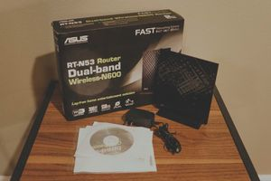 Asus RT-N53 WiFi Router for Sale in Buckley, WA