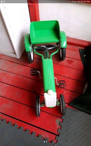 Pogo sticks, tractor bike, swing set for Sale in Petaluma, CA