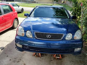 2000 Lexus Gs300 for Sale in West Palm Beach,  FL