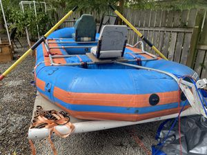 Inflatable drift fishing boat for Sale in Port Orchard, WA
