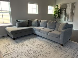 Grey Sectional for Sale in Clarksburg, MD