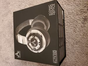 Audio Elite HD Headphones. Bass enhance and Active Noise canceling. for Sale in Glen Burnie, MD