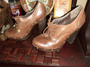 Vince Camuto leather heels for Sale in Winter Haven, FL