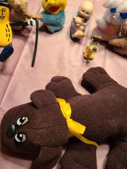 Vintage 80 s Toys.pound Puppy etc for Sale in Lowell,  MA