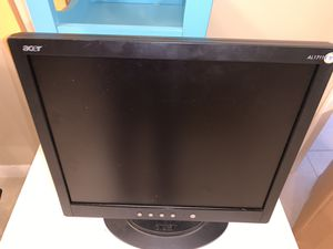 """Used Acer 1711 LCD 17"""" Computer Monitor for Sale in Stuart, FL"""