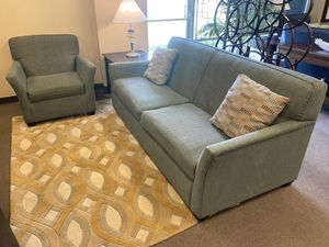 Seaspray Sofa & 2 Matching Chairs for Sale in Baton Rouge, LA