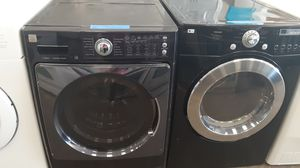 Washer and dryer Kenmore set excellent conditions 4months of warranty for Sale in Bowie, MD