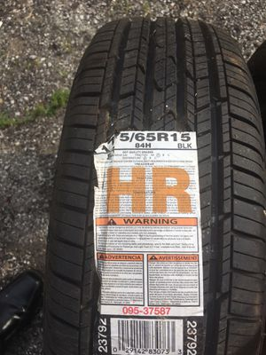 Tires brand new for Sale in Hammond, IN