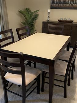 Table Leaf Extension 6 Chairs for Sale in Saint Charles,  MO