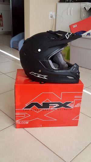 AFX FX-19 Helmet flat blk medium for Sale in Avon Park, FL