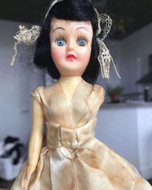 Vintage Doll Collectible Ballroom Antique Toy for Sale in Miami, FL