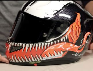 Limited Edition Venom Helmet for Sale in Elma,  WA