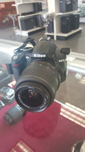 Nikon D3000 Camera for Sale in Pflugerville, TX