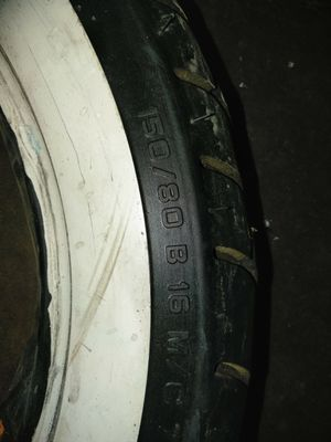 Motorcycle tires for Sale in Visalia, CA