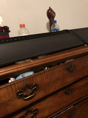 Sony Soundbar and Subwoofer for Sale in Miami Beach, FL