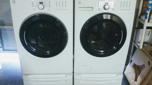 Kenmore LG Washer n Gas Dryer set. Would DELIVER for Sale in San Diego, CA