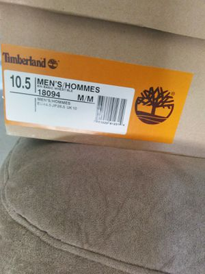 Brand new Timberland shoes 10.5 for Sale in Kissimmee, FL