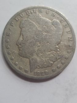 1889 Morgan Silver DOLLAR for Sale in Karns City,  PA