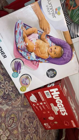 Huggies and bather bundle for Sale in Los Angeles, CA