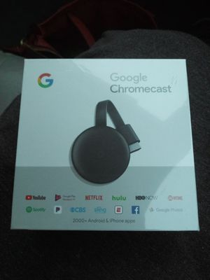 Google chromecast for Sale in Fenton, MI