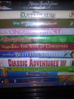 MOVIES/DVD'S for Sale in Fort Smith, AR