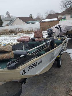 14ft Jon Boat for Sale in Rockdale,  IL