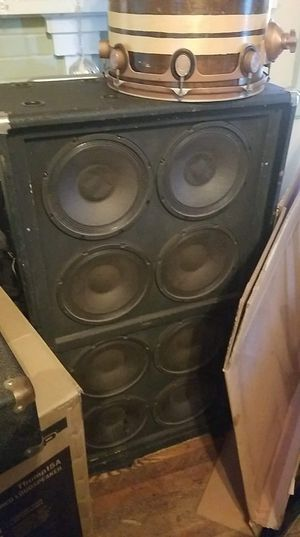 80s ampeq 810 bass cab for Sale in Greensboro, NC