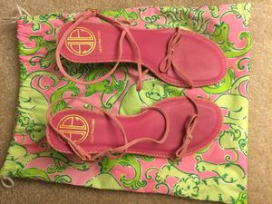 Lily Pulitzer Sandals Size 6.5 for Sale in Arlington, VA