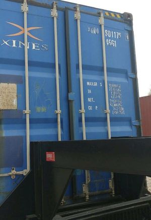 40' High Cube Used Portable Shipping Containers for Sale! for Sale in Kalamazoo, MI