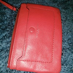 Marc Jacobs Empire city leather wristlet for Sale in Seattle, WA