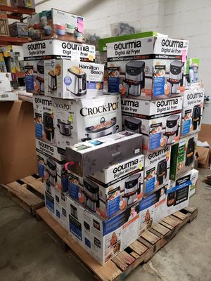 Air Fryers Toaster Ovens Blenders Pot & Pan Sets Coffee Makers Crock Pots Microwaves Panasonic Oster T-Fal Calphalon Keurig Breville Gourmia Philips for Sale in Los Angeles, CA