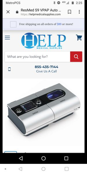 Cpap machine for Sale in Portland, OR