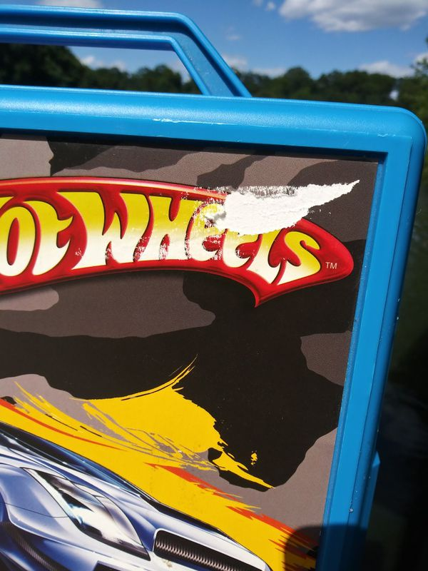 Hot Wheels 2007 Carrying Case 48 Cars